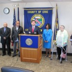 9-17-15 PHOTO EC Executive Poloncarz Poverty Committee Announcement