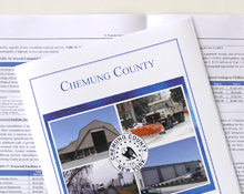 Chemung County Highway Services Study
