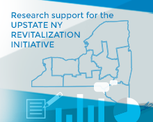 Research Support for Upstate NY Revitalization Initiative