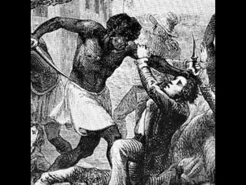 the haitian revolution the slave How some heroic slaves overthrew a major colonial power a inhuman island and the crushed lives of african slaves haïti (or saint-domingue) was a french colony in the caribbean, and was the world main supplier of sugar.