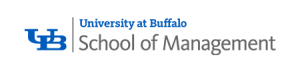 UB School of Management logo that links to the UB School of Management homepage