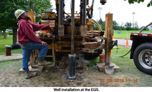 well_installation