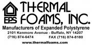 Thermal Foams, Inc. Logo