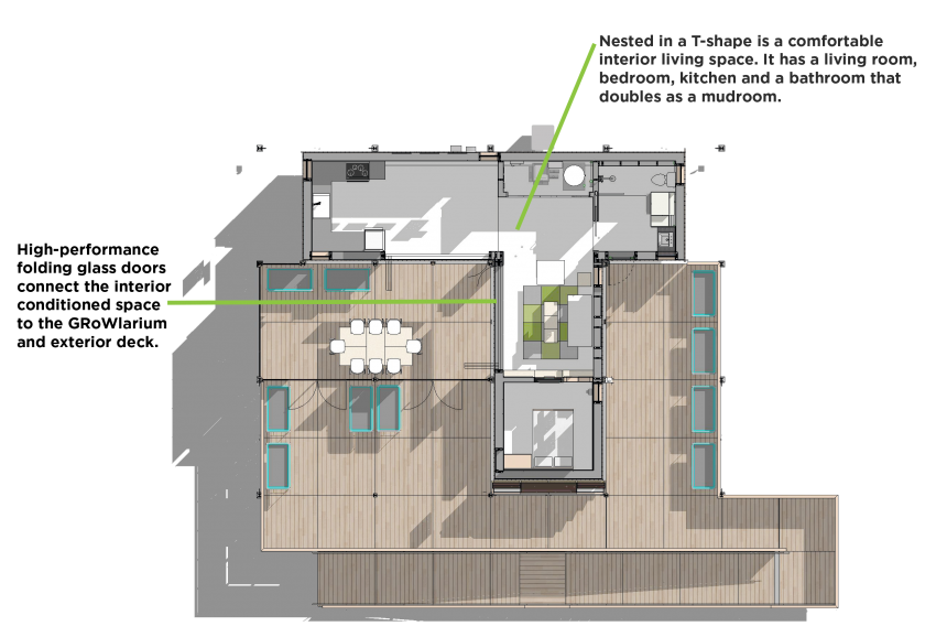 GRoW Home's Floor Plan