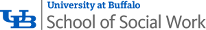 Logo University at Buffalo School of Social Work