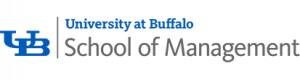 UB School of Management logo that links to the School of Management homepage.