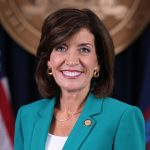 Link to biography of New York State Lieutenant Governor Kathy Hochul