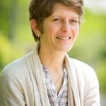 """Portrait of Carine Mardorossian Associate Professor of English on the North Campus Photographer: Douglas Levere"""