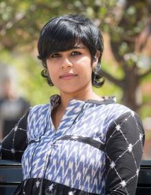 Headshot of Nadine Shaanta Murshid, PhD