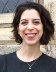 Photo of Prof. Mitra Sharafi