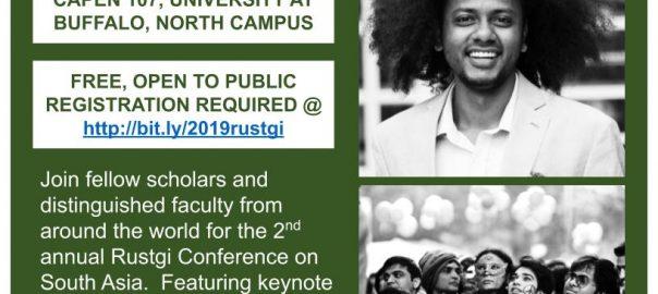2019 Rustgi Conference Program